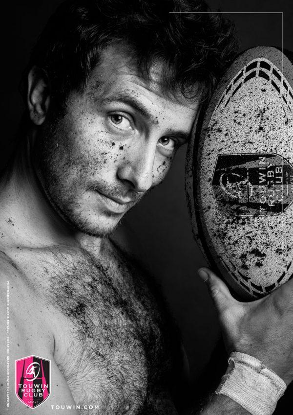 Super Rugby Calendrier.Un Club De Rugby Gay Toulousain Sort Un Calendrier Facon