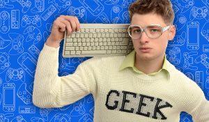 mon mec est geek gay