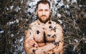 muscle gay bear