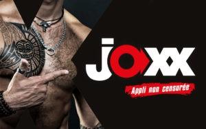 joxx appli gay non censurée