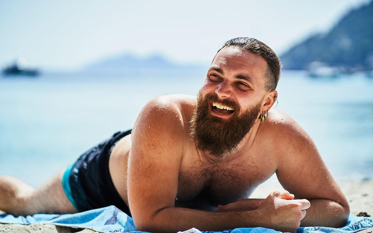 barbe entretenir ete