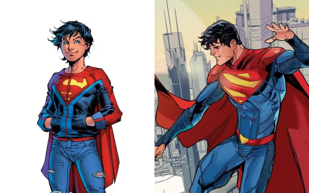 Superman is gay !