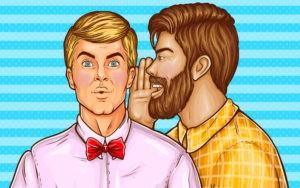 amour gay secret