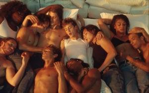 Troye Sivan angel baby clip